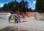 Latvijas BMX sezona turpināsies Vecpiebalgā