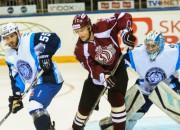 """""""Dinamo"""" pirmo izbraukuma spēli aizvadīs Minskā"""