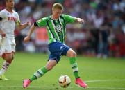 """""""City"""" par 75 miljoniem no """"Wolfsburg"""" nopērk De Broini"""