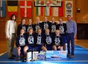 Jūrmalnieces izcīna otro vietu Eiropas meiteņu basketbola līgas pirmajā posmā