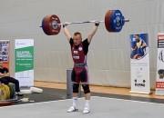 Svarcēlājs Suharevs izcīna sudrabu U20 Eiropas čempionātā