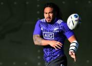 Nonu 100. mačā Jaunzēlande grupu turnīru noslēgs pret Tongu