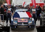 Ožjē izcīna piekto uzvaru šosezon, igaunis Tanaks WRC sezonu noslēdz ar avāriju