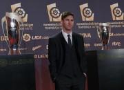 Mesi atzīts par pagājušās sezonas labāko <i>La Liga</i> spēlētāju