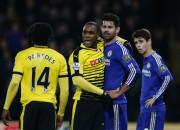 """""""Chelsea"""" nezaudēto spēļu sērija turpinās arī Vatfordā"""