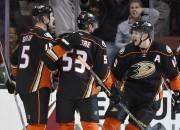 """""""Ducks"""" sakauj """"Coyotes"""" un izcīna sesto uzvaru pēc kārtas"""