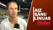 Video: Bārtulis, Kovals, Strēlis par basketbola izlasi, atbalstu un atmosfēru