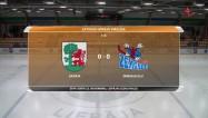 Video: Latvijas hokeja virslīga. HK Liepāja - HK Zemgale/LLU. Spēles ieraksts