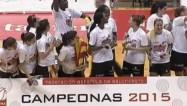 Video: Babkina tiek kronēta par Spānijas čempioni