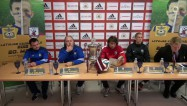 Video: Latvijas kausa futbolā preses konference
