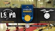 Video: LHF Kausa 1/2fināls: Celtnieks/LSPA-Jūrmalas sports. Spēles ieraksts