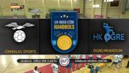 """Video: LHF kauss: Spēle par 3.vietu. """"Jūrmalas Sports"""" - """"Ogre/Miandum"""". Spēles ieraksts"""