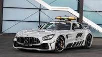Prezentēta visu laiku jaudīgākā F1 drošības mašīna