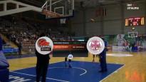 Aldaris LBL. Sērija par 3.vietu: Liepāja/Triobet - BK Ventspils. 2.spēles ieraksts