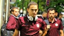 """Tarasovs: """"Turcijā maksāja lielu naudu, taču izvēlējos futbolu un Latvijas izlasi"""""""