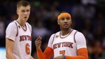 NBA pārtraukuma laikā Karmelo Entonijs izmainījies līdz nepazīšanai