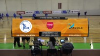 SynotTip handbola virslīga: HK Ogre/Miandum - SK Latgols. Spēles ieraksts