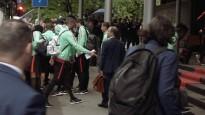 Pasaules populārākais sportists Ronaldu ieradies Rīgā