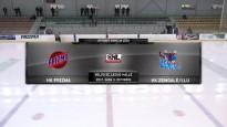 Optibet hokeja līga: HK Prizma - HK Zemgale/LLU. Spēles ieraksts