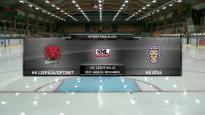 Optibet hokeja līga: HK Liepāja/Optibet - HS Rīga. Spēles ieraksts