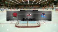 Optibet hokeja līga: HK Liepāja/Optibet - HK Zemgale/LLU. Spēles ieraksts