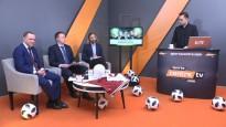 Gorkšs, Kļaviņš un Ļašenko - LFF prezidenta kandidātu diskusija (pilns ieraksts)