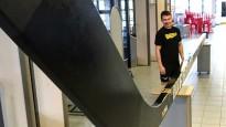 """Kuldas """"Severstal"""" prezentē Krievijas lielāko hokeja nūju"""