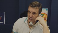 """Sandis Ozoliņš demonstrē aktiera dotības """"Torpedo"""" video"""