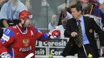 """Bikovs: """"Krievu spēlētāji brauc uz NHL, jo sapņo par Stenlija, nevis Gagarina kausu"""""""