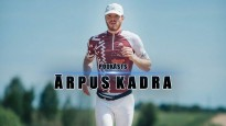 #91 <i>Ārpus Kadra:</i> Dins Vecāns - cilvēks, kurš apskrēja Latviju 22 dienās