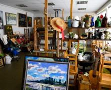 """Rīgas Kultūras centrs """"Iļģuciems"""" aicina iepazīt Amatu namu un aplūkot"""