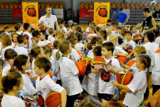 Foto: Swedbank LJBL Talantu nedēļa – Basketbols aicina Rīgā