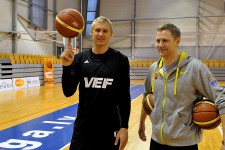 Foto: Basketbols aicina Talantu nedeļas ietvaros OSC