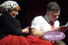 Video: Aina Poiša atgriežas sarunu šovā