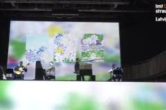 """Video: Skaniskās gleznas """"Vidzemes gredzens"""" stāsts"""