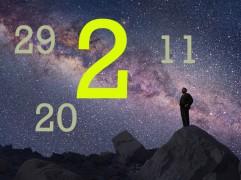 Numeroloģiskais raksturojums tiem, kas dzimuši 11., 2., 20. un 29. datumos