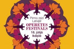 Operetes festivāla Galā koncertā – Sonora Vaice, Ingus Pētersons un priecīga svētku programma