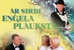 """Ģirts Ķesteris jaunajā Ziemassvētku programmā """"Ar sirdi eņģeļa plaukstā"""""""