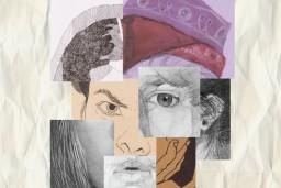 ES ESMU! Jaņa Rozentāla Rīgas Mākslas vidusskolas audzēkņu portretu izstāde