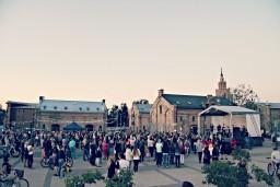 Izsludina Rīgas radošo kvartālu un teritoriju atbalsta finansēšanas konkursu
