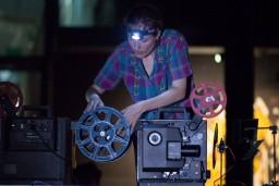 """Sākas eksperimentālā kino festivāls """"Process"""""""