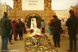 """Norit 65 muzeju kopizstādes """"Latvijas gadsimts"""" sagatavošanas darbi"""