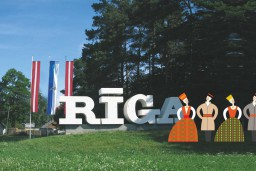 Rīga saposta svētkiem