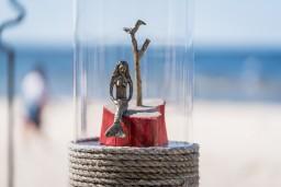 """Dzintaru pludmalē būs skatāma tēlniecības izstāde """"Mākslas liedags. Totēmi"""""""