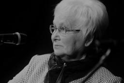 Mirusi operetes soliste Inta Spanovska