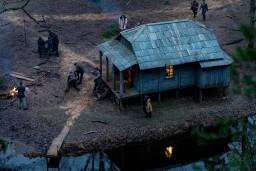 """Pabeigta latviešu vesterna """"Kur vedīs ceļš"""" uzņemšana"""