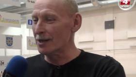Pēteris Višņēvičs par basketbolu Saldū un Aldaris LBL