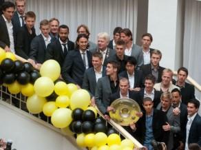 Atskats uz Vācijas Bundeslīgas sezonu