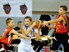 Lieldienu minibasketbola turnīrā Rīga Open 2012 uzvar Valmiera, BS Rīga/DSN un Tallinas Kalev