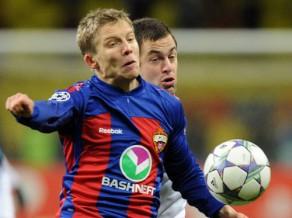 """Cauņa palīdz CSKA pieveikt """"Anzhi"""", Šteinbors un Krjauklis debitē DĀR"""